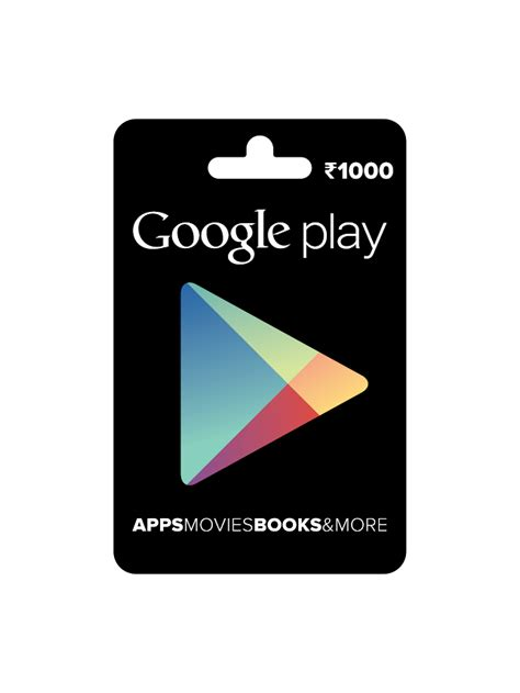 Google Play Gift Card Buy Online - buy google play gift card rs 1000 online india ndtv