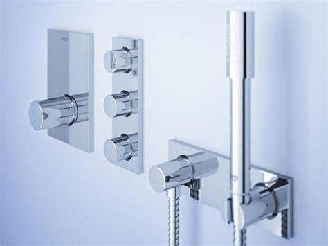 gruppo doccia grohe miscelatore termostatico per la doccia