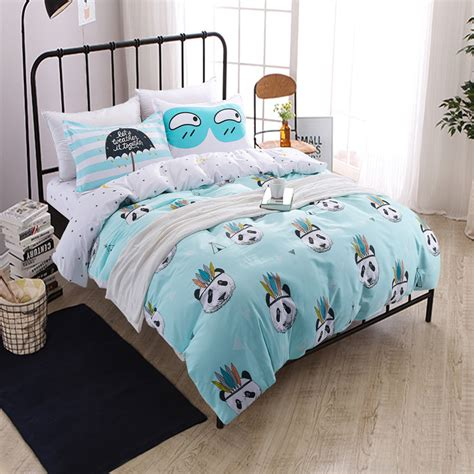 panda comforter set panda bed set 28 images aliexpress com buy blue sky