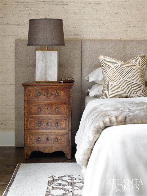 brown headboard transitional bedroom elsa soyars brown bedroom ideas transitional bedroom behr aging