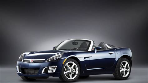 saturn sky red full hd exotic car wallpapers saturn sky red line