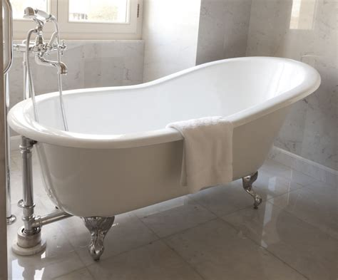 in a bathtub porcelain bathtub for the beauty of your bathroom