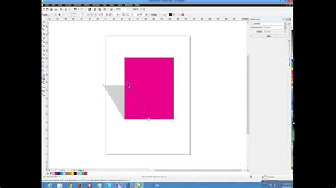 corel draw x6 removal tool corel draw tutorial how to use distort drop shadow