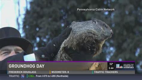 groundhog day timeline groundhog prediction 11alive