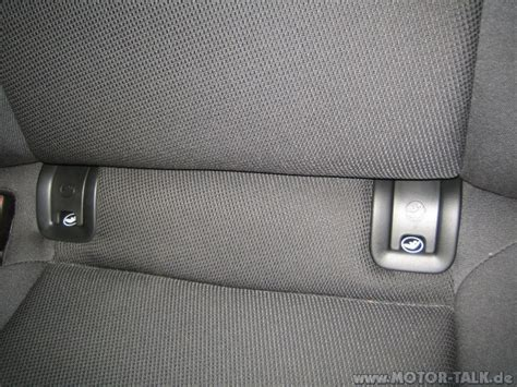 Isofix Audi by Retrofit Isofix B8 8k Audi Audi Sport Net