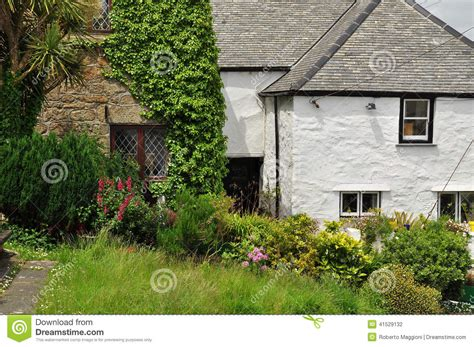 Cottage Style Home Plans traditional english cottage garden cornwall england uk