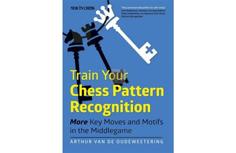 chess pattern recognition book train your chess pattern recognition