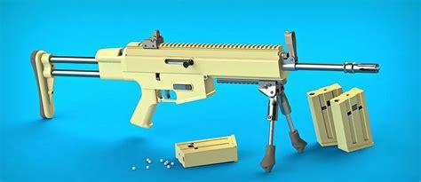 3d gun image 3d floor plans 3d printed airsoft gun created by engineer 3dprint com