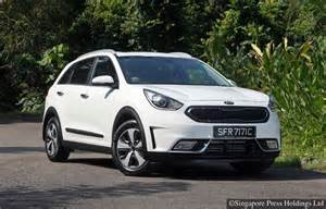 kia niro review torque