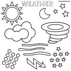 weather bear coloring pages preschool printables weather march april school ideas