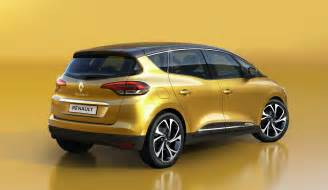 Renault Cenic 2017 Renault Scenic Funky Mpv Not Bound For