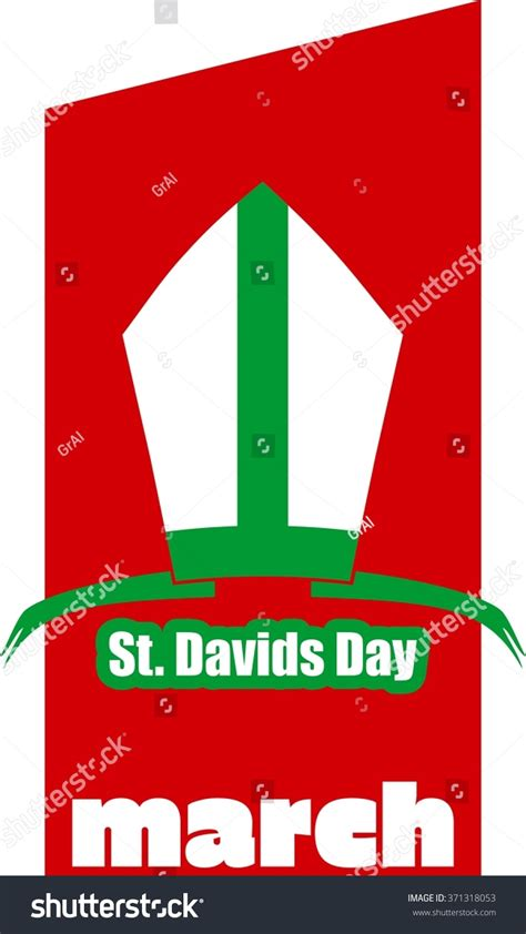 national s day card template st david s day greeting card template wales national