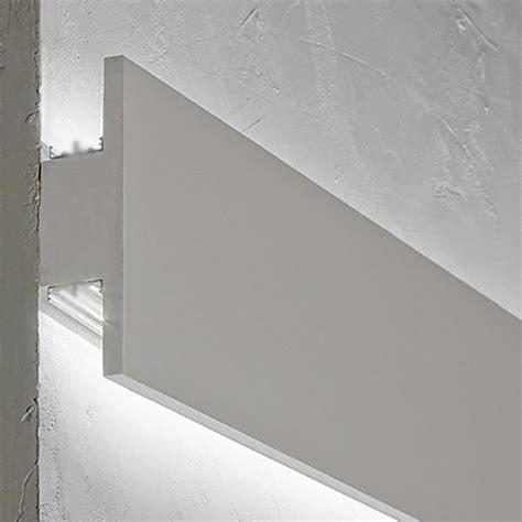 cornice led cornice per led in gesso illuminazione indiretta da parete