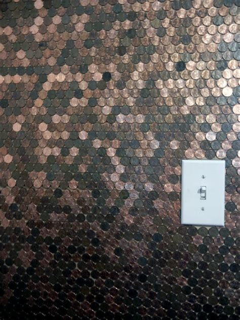 Penny Wall Designsponge