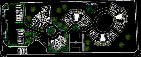 recreative park dwg block  autocad designs cad