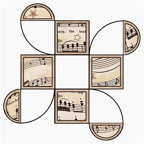 imagenes con motivos musicales cajas con notas musicales para imprimir gratis ideas y