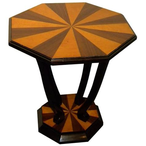 art tables for sale custom art deco side table for sale at 1stdibs