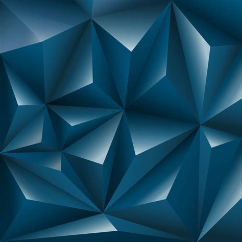 triangle web pattern tutorial vector 3d triangle effect design crawl