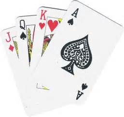 free deck of cards free team building activity card shuffle