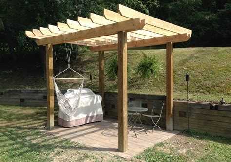 how to build a pergola coreyms
