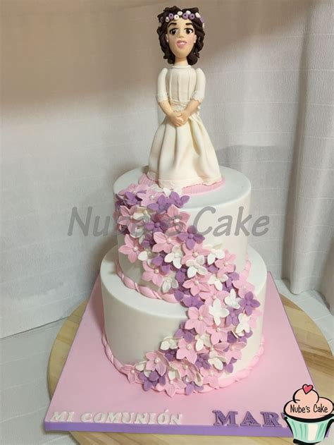 tarta fondant dos pisos mejores 157 im 225 genes de tartas fondant nube 180 s cake en