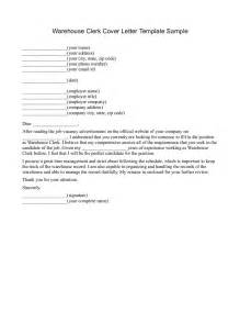 warehouse operator cover letter cover letter exles uk warehouse operative cover