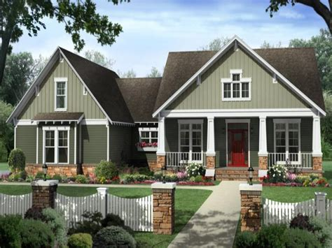 modern craftsman house plans rustic modern house plan