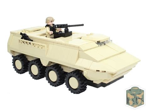 lego army vehicles custom lego army infantry fighting vehicle quot stryker quot by