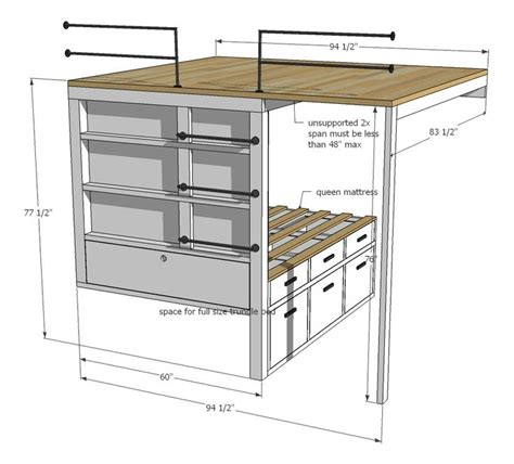 small house plans with loft bedroom ana white build a tiny house loft with bedroom guest 20867   30241197d7f4cea7bdf80e797c8ff489