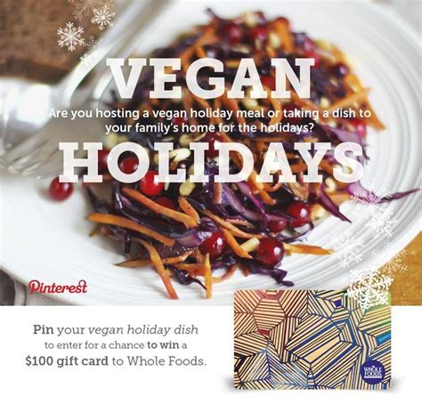 Whole Foods Virtual Gift Card - 120 best images about home for the vegan holidays on pinterest thanksgiving pecans
