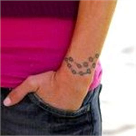charisma carpenter rosary wrist tattoo tattoos pinterest