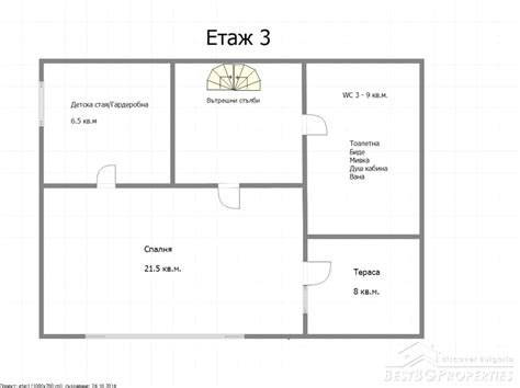 three story house for sale in st vlas house for sale in saint vlas