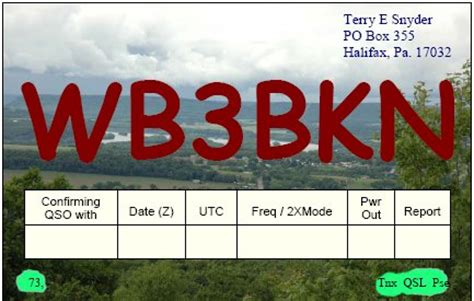 make your own qsl cards make your own qsl cards on your computer or create them