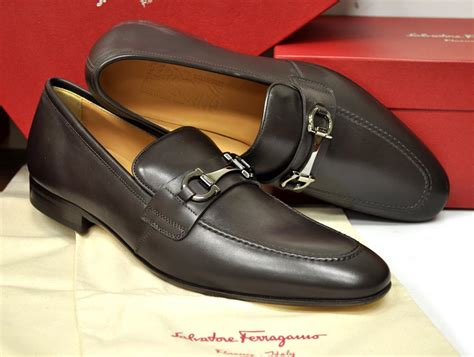 salvatore ferragamo sale mens shoes clothing from luxury