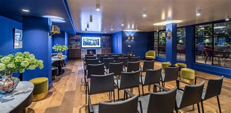 blue room events meeting rooms in city centre the marylebone hotel