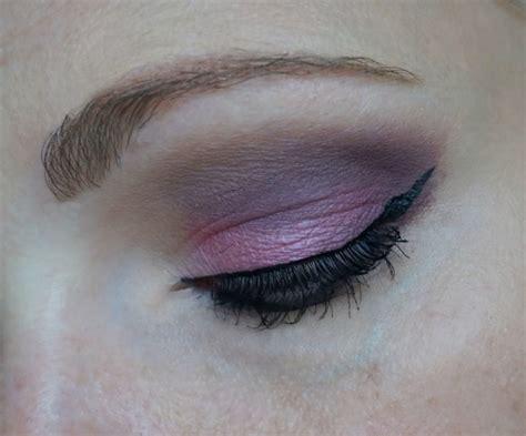 pink brown eyeshadow pink brown purple eye makeup with faced sugar pop
