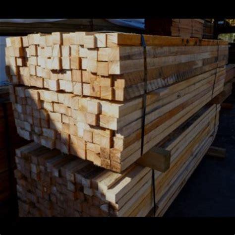 Mixed Hardwood Timber Fencing Screening Battens 50 x 38mm
