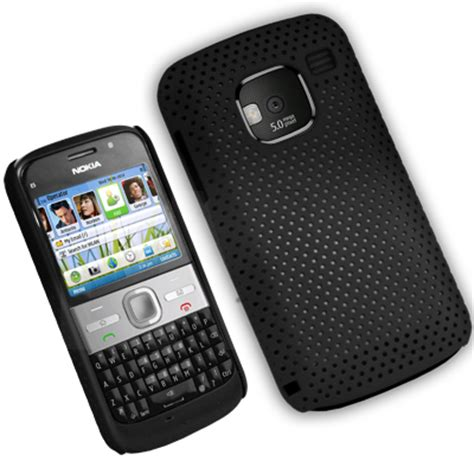 Casing Nokia E5 E5 00 stylish mesh cover for nokia e5 e5 00 ebay
