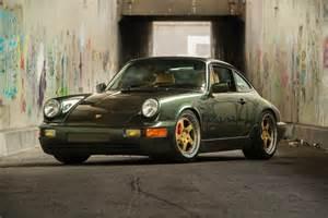 Porsche Oak Green Post Luftgek 252 Hlt Photoshoot Oak Green 964 Rennlist