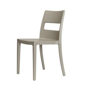 sai dining chair dove grey novo furniture