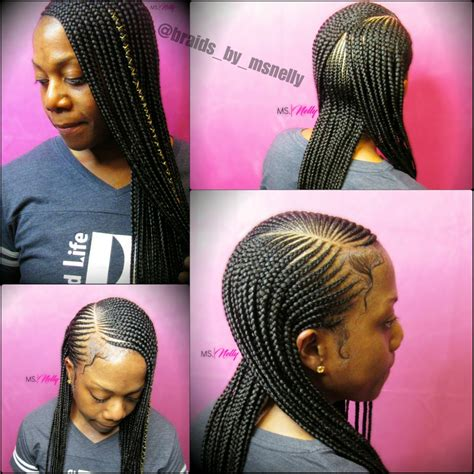 two layer braids hairstyles small feeders braids lemonade braids 2 layer braids