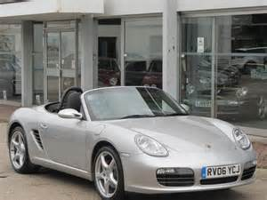 Used Porsche Boxster For Sale Uk Used Porsche Boxster 2006 Petrol 3 2 S 2dr
