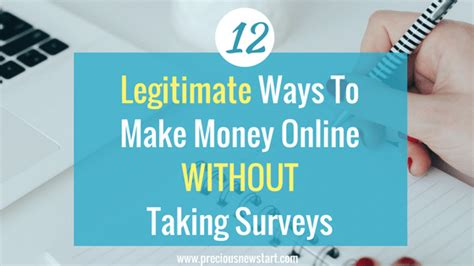 Make Money Online Without Surveys - how to make money online without doing surveys howsto co