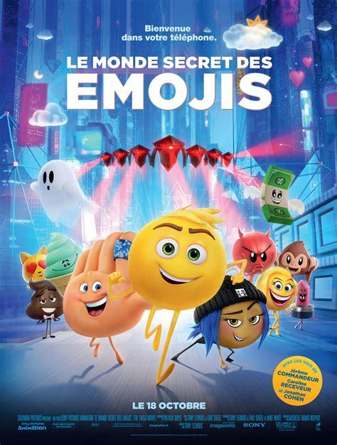 film emoji 2017 le monde secret des emojis film 2017 allocin 233