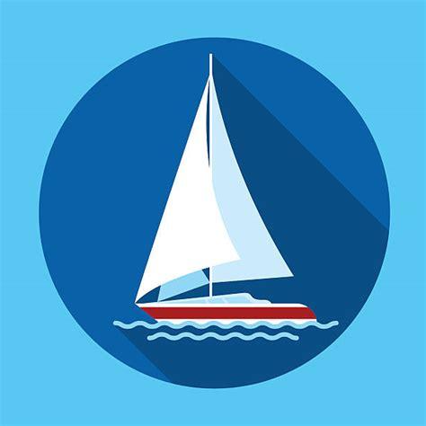 sailboat vector icon sailboat clip art vector images illustrations istock