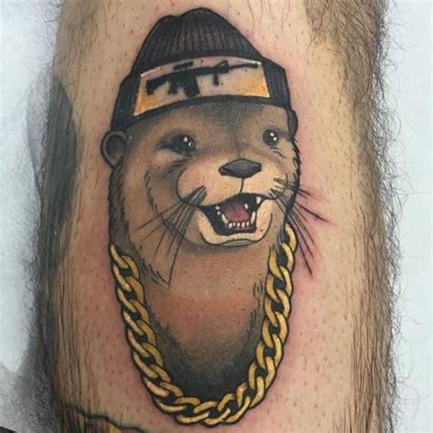 sea otter tattoo the 25 best ideas about otter on fox
