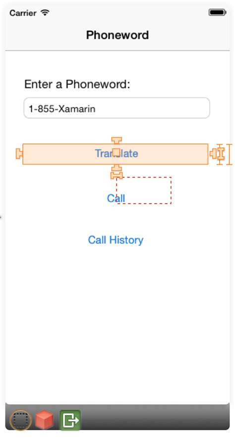 auto layout guide ios auto layout with the xamarin designer for ios xamarin