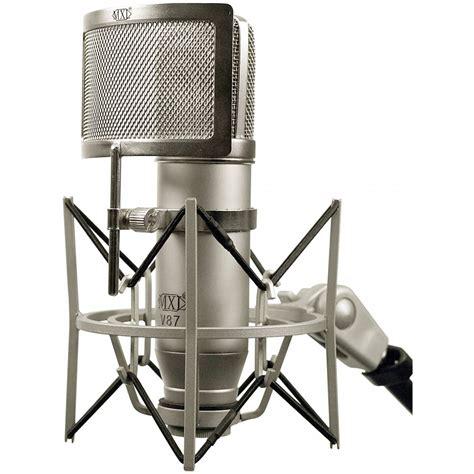 condenser microphone mxl v87 condenser microphone condenser microphones from inta audio uk