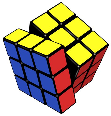 rubik s cube file rubik s cube almost solved svg wikimedia commons