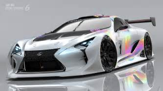 gran turismo 6 players can now drive the lexus lf lc gt and alpine vision gt vg247
